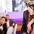 勝中  質芳 婚禮紀錄