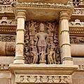 印度卡修拉霍性廟