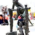2008 北京奧運景觀雕塑