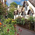 比畫還美的英國小鎮