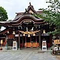 博多‧那珂川散策(上):櫛田神社~~