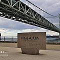 神戶散策:生田神社、明石海峽大橋~~