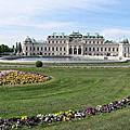 奧地利維也納貝維德雷宮200704