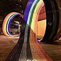 當代藝術彩虹
