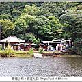 汐止一日遊-新山夢湖 唯美浪漫的山中小湖