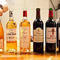 波爾多葡萄酒和台灣小吃協奏曲