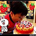 (台北)耶里蜜如妃+愛妻草莓蛋糕