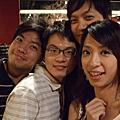 200809大哥遠征香港送行