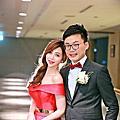 安&妍|訂結宴客紀錄|晶華酒店|婚攝小游|饅頭爸團隊