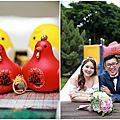 堯&潔|迎娶宴客紀錄|大風車婚宴餐廳|婚攝小游|饅頭爸團隊