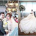 元&槿|宴客紀錄|晶宴民權館(晴空香草園)|婚攝小游|饅頭爸團隊
