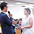 學&蕙|教堂儀式宴客紀錄|福音神學會|祥興樓|婚攝小游|饅頭爸團隊