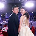 杰&閔|宴客紀錄|台北喜來登|婚攝小游|饅頭爸團隊