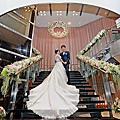 龍&翊|宴客紀錄|晶宴民權館(晴空香草園)|婚攝小游|饅頭爸團隊