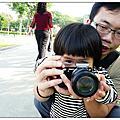 20101121國美館晃晃