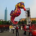 聽障奧運在台北踩街活動