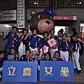 [2011世界少棒賽] 活動-吉祥物合照