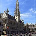 2017 比利時Belgium~布魯塞爾Bruxelles (上)