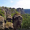 2017 德國 薩克森小瑞士國家公園Nationalpark Sächsische Schweiz