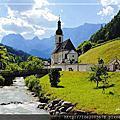 2017 德國Germany~貝希特斯加登Berchtesgaden & 藍紹Ramsau