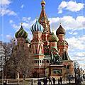 2019 俄羅斯~~莫斯科Moscow (1)