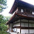 京都--銀閣寺.哲學之道.平安神宮.京都御所