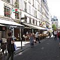 法國 巴黎 Amorino向花朵般盛開的冰淇淋