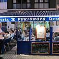 西班牙 小巴塞隆納港邊美食