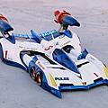 閃電霹靂車 超級阿斯拉 AKF-0/G spiral boost mode