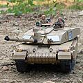 1/35 挑戰者II型戰車 Challenger II battle tank