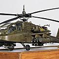 AH-64E 台灣陸軍阿帕契攻擊直升機
