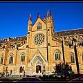 雪梨聖瑪莉大教堂 & 植物園