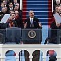 奧巴馬第二次就職演說