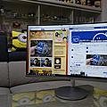 雙眼觀看電腦螢幕也要很舒服喔!Samsung 三星 Curved Monitor 曲面電腦螢幕(C27f591FDE) 開箱
