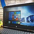 開啟筆電之後美到讓人驚豔!惠普 HP Pavilion Gaming 15-BC213TX 電競 GTX1050 獨顯筆記型電腦開箱評測心得
