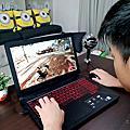 個性又強悍的均衡之作!聲音極度震撼且另人驚豔的華碩 ASUS TUF Gaming FX504 電競筆電開箱