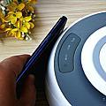 有線無線一機三用!藍天電腦百腦匯自有品牌 LEAX Nli Qi 無線充電藍牙喇叭開箱