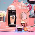 有粉味的咖啡!NESCAFÉ 雀巢推出「亞洲限定版」玫瑰金 Genio 2 膠囊咖啡機 (沒開箱)