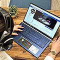 雙螢幕給你雙倍效率!ASUS 華碩 ZenBook 15 UX534FT 智慧觸控板 ScreenPad 2.0 筆記型電腦開箱