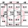 五餅二魚T8278大興街全新整理獨院精品小豪宅