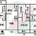 五餅二魚T379中華南路一個寧靜又安詳的敦煌併排雙車墅