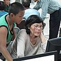 98.04資策會/頂洲DOC/台南縣頂洲教會/電腦基礎班