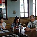 990623黃專家、林主祕拜訪台南數位點
