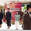 2005年演出:漫漫牛車路-簡吉與台灣農民組合運動歷史影像展行動劇