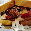 食譜:厚切醬燒里肌吐司堡