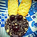 小用心,大滿足:巧克力脆餅兔
