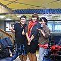 前往澳洲打工度假的Cassie同學的英文暖身操