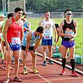 2016年8月興大操場5000公尺測驗
