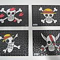 Artbox/150 -海賊旗幟 x 4
