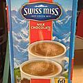 Swiss Miss 可可粉系列產品